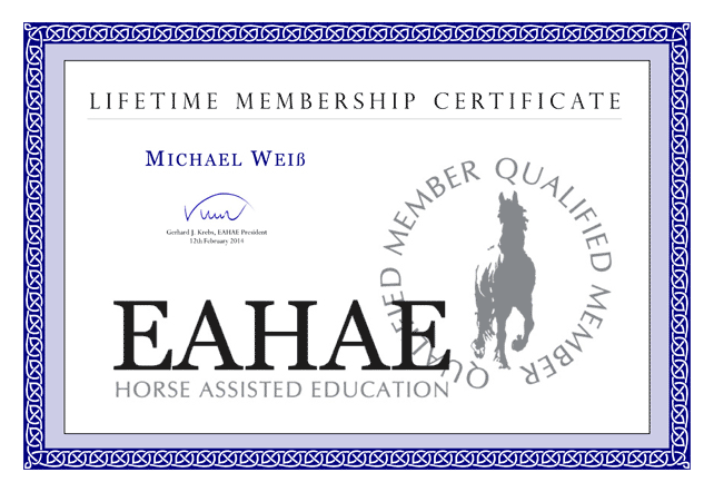 certificate-eahae-michaelweiss